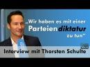 """""""Wir haben es mit einer Parteiendiktatur zu tun"""" (Interview)   09.10.2017   kla/11248"""