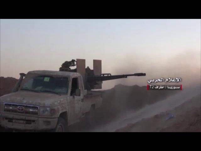 تقدم مستمر للجيش السوري والحلفاء باتجاه المحطة الثانية والسيطرة على منطقة الارت...