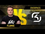 Na`Vi POV flamie vs SK Gaming @ IEM Katowice 2017