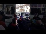 Задержание Навального в Москве на митинге 26 марта