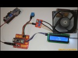 Транзисторный ключ MOSFET  Управление нагрузками по ШИМ