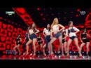 60 FPS 20150503 Dal★shabet 달샤벳 _ JOKER SBS Inkigayo Live HD