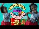 MOSTRANDO DETALHES DOS MEUS PRESENTES DA BABY ALIVE - Samilly Meira
