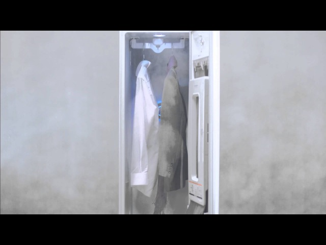 LG Styler, Steam Clothing Care System