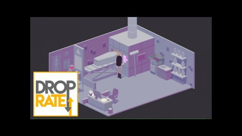 A Mortician's Tale Gameplay -- Cremation And Funeral