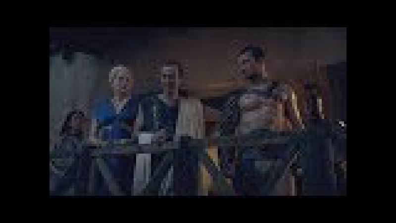 Спартак:Кровь и Песок Новый Чемпион Капуи (Тысячный ролик на канале)