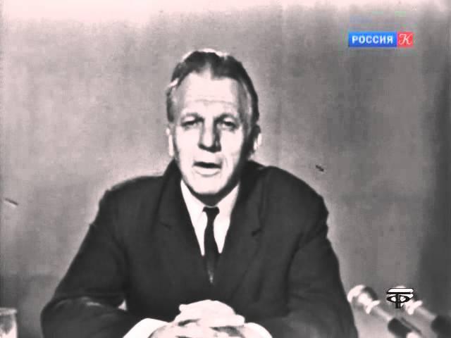 1968г Советское ТВ о трагедии 2 ударной армии Власова