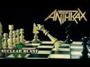 ANTHRAX Suzerain OFFICIAL LYRIC VIDEO