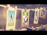 Слайд шоу - Снимки на прищепках