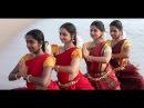 Sridevi Nrithyalaya - Bharathanatyam Dance - Alarippu Group presentation