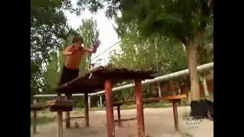 Crazy jump 100% -