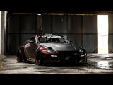 The Warm Up  Monster 350z