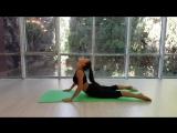 Топ 5 упражнений для укрепления спины от Надежды Горюшкиной | Танцевальная студия Сфера | Сочи | Адлер