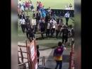 Шахрукх Кхан на стадионе после крикетного матча Раджкот Гуджарат