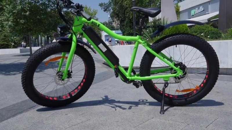 ►Как выбрать электровелосипед؟ Like.Bike Hulk, Shark, Fatty, Flash, Laguna