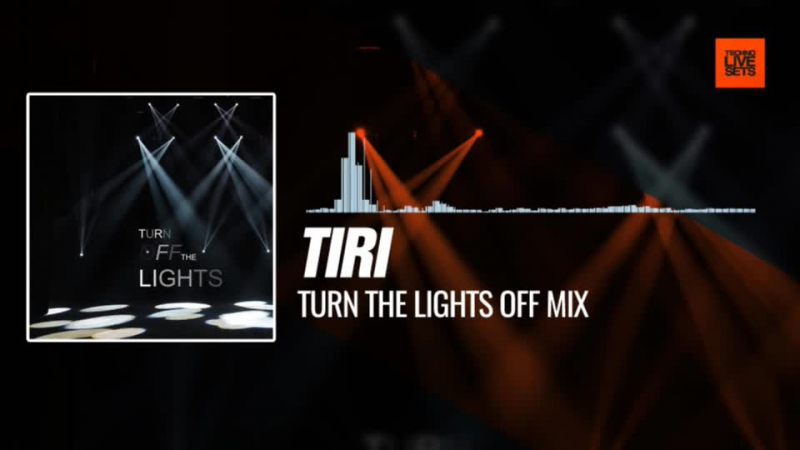 TiRi - TiRi Turn The Lights Off Mix 21-10-2017 Music Periscope Techno