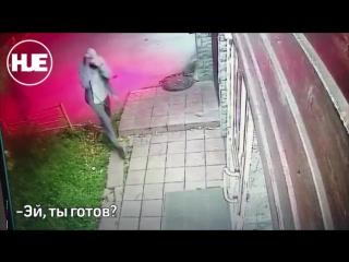 Эпичная кража из секс-шопа в Бибиреве