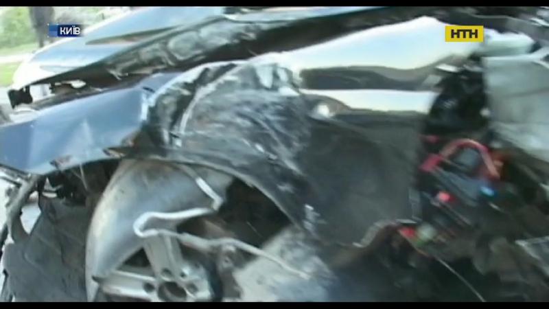 Влаштував карколомну аварію, а потім - втік, залишивши в салоні трьох травмованих пасажирок!
