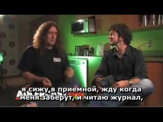 Weird Al on Adlercast 2008 (RUS SUB)