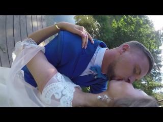 Свадьба Ромы и Вики Ганиевых