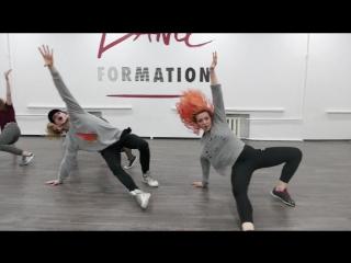 Tinashe – Player - Choreography by Damira & Marat
