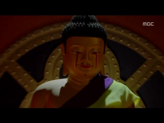 Кровавые слёзы Будды. Ссора Будашири и Эль-Тэмура. Канцлер в бешенстве
