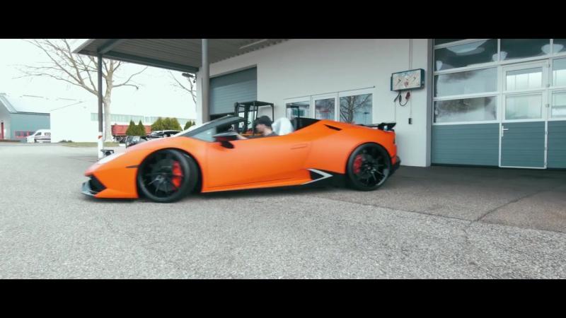 Levella Lamborghini Huracán Umbau
