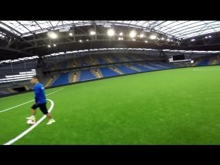 Crossbar Challenge FC Astana