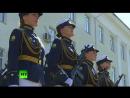 В Краснодаре состоялась первая в истории присяга девушек-лётчиц
