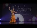 Anna Pashchenko at Al Rakesa Art Oriental Festival 2017