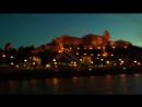 прогулка по Дунаю вечером на кораблике в Будапеште
