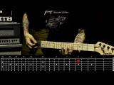 Sasha Rock'n'Roll guitar lessons - The Clash (What's My Name) видео урок №15 tutorial