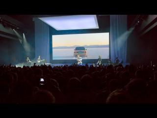 Frank Ocean — Acura Integurl (You're Not Dead Tour 2013, Munich)