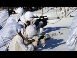 Спецоперация в зимнем лесу: кадры конкурса «Отличники войсковой разведки»