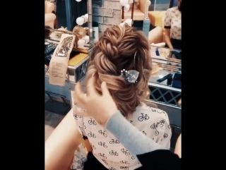 С такой причёской ты будешь в центре внимания!