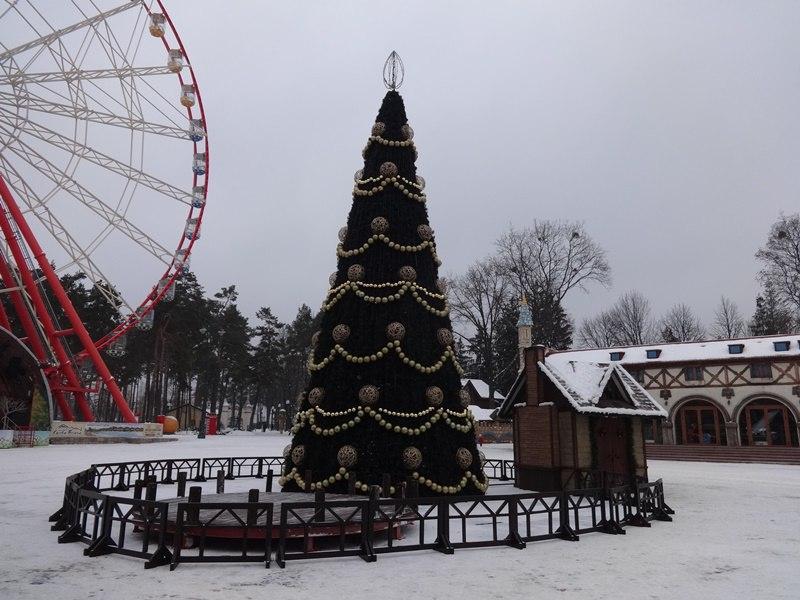 Харьковчане разрываются между парком и площадью (ФОТО)