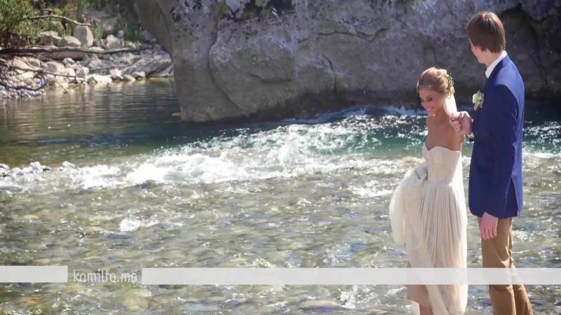 Волшебная история любви.. ❤ Настасья и Алексей