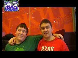 Ваня Bad Boy vs Серёга Толстый - Песня про Ростикс