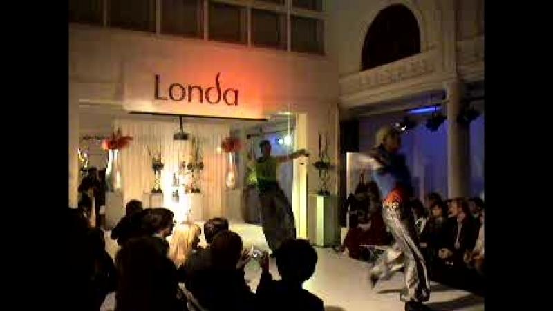 Амстердам_презентация новой линейки LONDA_ 2006 г