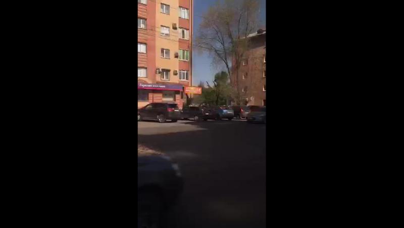 О.Фотий в Омске
