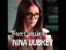 Nina Dobrev Happy Birthday