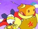 Бали Робо мишка спешит на помощь