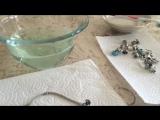 Как чистить браслет PANDORA