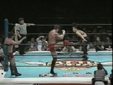 Masao Orihara, Takeshi Ono vs. Carl Greco, Viktor Kruger (Battlarts - Battle Fiction 1998)