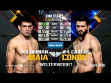 Demian Maia vs Carlos Condit UFC Fight Night
