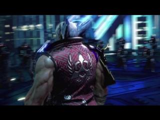 Tekken 7 — сюжетный трейлер «Нет славы для героев»