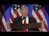 Трамп играет на гармошке