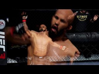 EA SPORTS UFC 3   ОФИЦИАЛЬНЫЙ ТРЕЙЛЕР