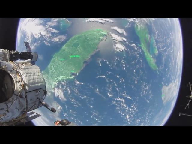 Видео 360: выход в открытый космос
