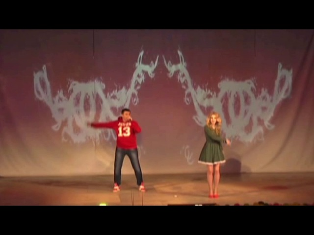 AVGUR и Элла - Шумбрат ши (LIVE)
